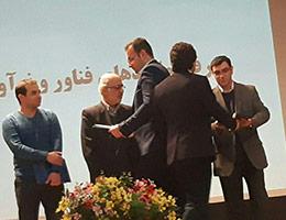 شرکت طبا زیست پلیمر (تریتا) منتخب واحد فناور برتر دانشگاه صنعتی امیرکبیر در هفته پژوهش