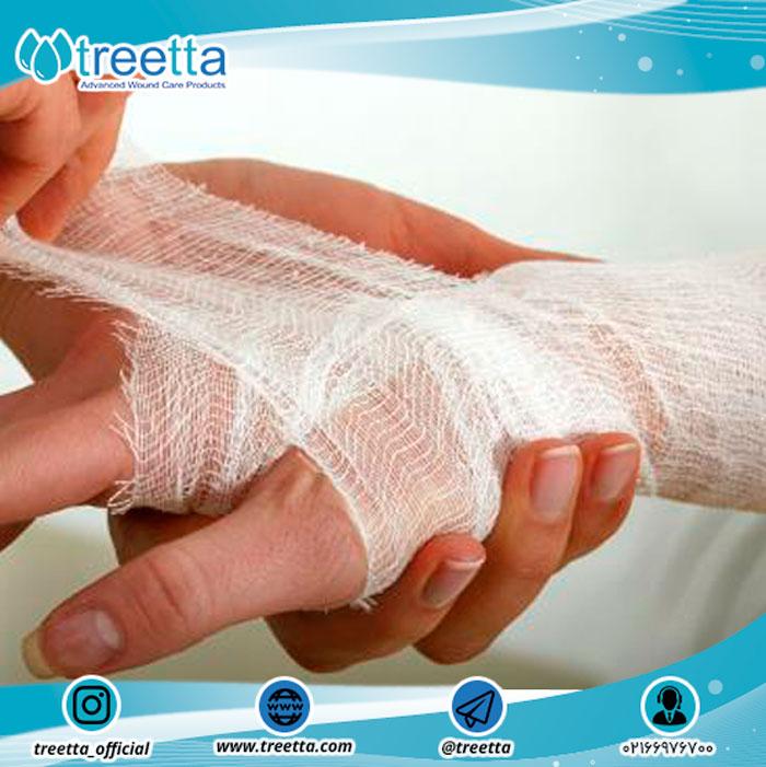 گزینههای درمان زخمهای تروما