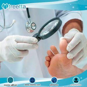 تشخيص و ارزيابي اختلالات پای دیابتی در بیماران