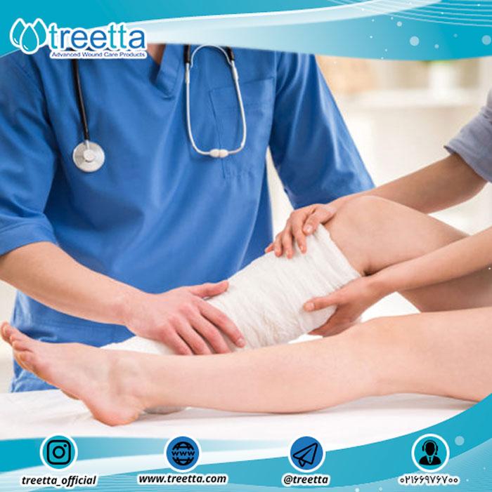 برخی از عوارض زخمهای جراحی