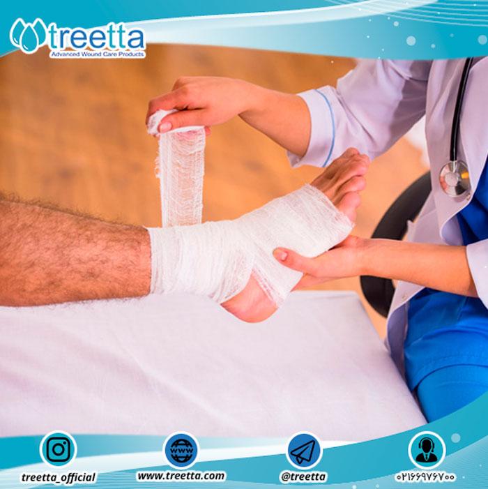 مراقبت از زخم جراحی در منزل