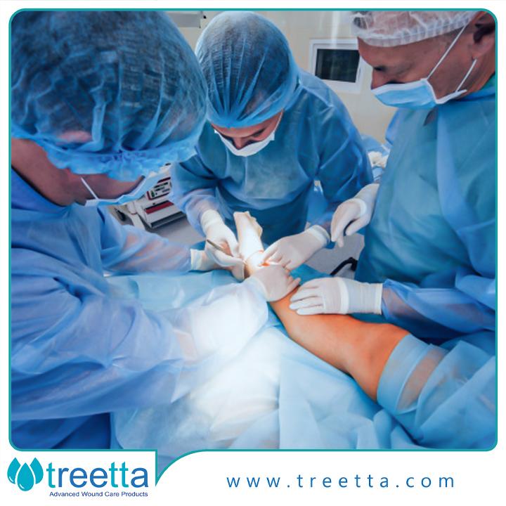 مراقبت از زخم های جراحی