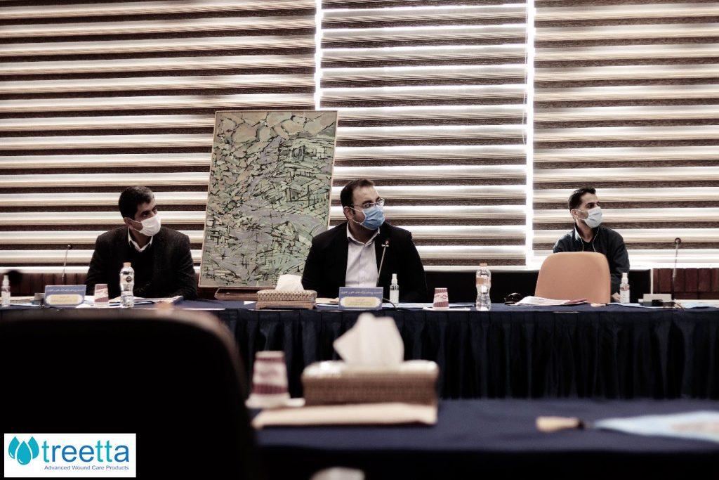 حضور مدیرعامل تریتا آقای قفقازی در مراسم فناور برتر وزارت علوم ، تحقیقات و فناوری