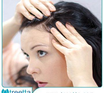 علل ایجاد زخم پوست سر