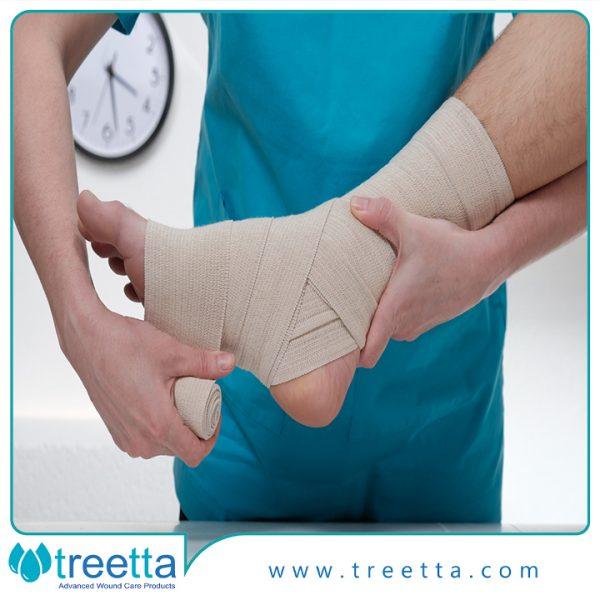 درمان زخم های شریانی